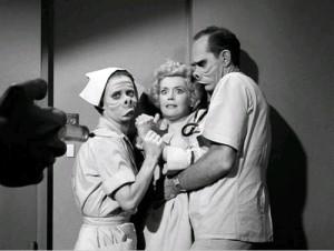 Image result for eye of the beholder twilight zone